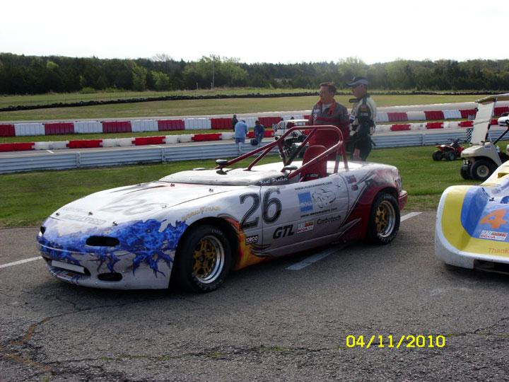 Miata racing